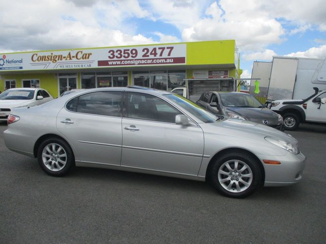 Used Lexus ES300 MCV30R , 2002 Lexus ES300 MCV30R Silver 5 Speed Automatic Sedan