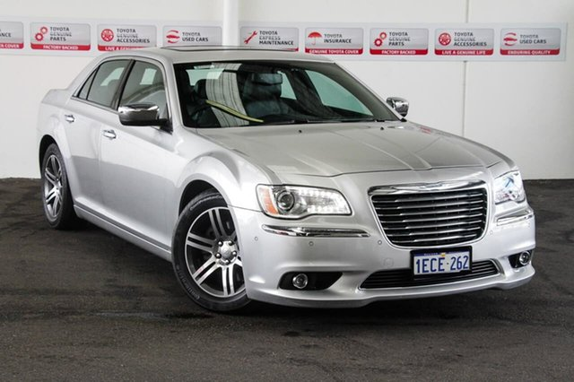 Used Chrysler 300 MY12 Limited, 2012 Chrysler 300 MY12 Limited 5 Speed Automatic Sedan