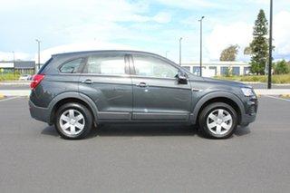 2016 Holden Captiva LS Grey Sports Automatic Wagon.