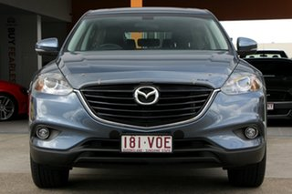 2014 Mazda CX-9 TB10A5 Luxury Activematic AWD Blue 6 Speed Sports Automatic Wagon