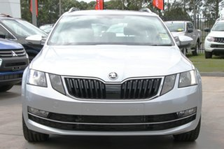2020 Skoda Octavia NE MY20.5 110TSI DSG Brilliant Silver 7 Speed Sports Automatic Dual Clutch Wagon