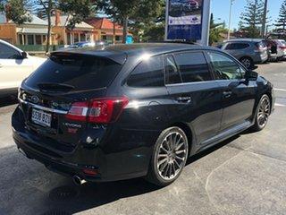 2018 Subaru Levorg V1 MY19 2.0 STI Sport CVT AWD Crystal Black Silica 8 Speed Constant Variable