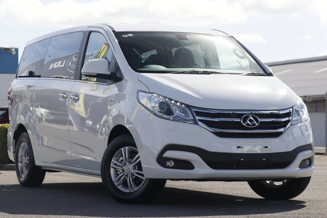 New LDV G10 SV7C , 2019 LDV G10 SV7C Blanc White 6 Speed Automatic Van
