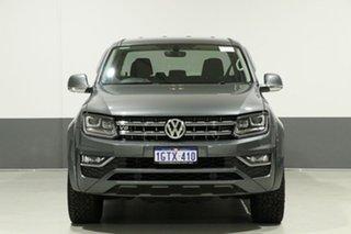 2017 Volkswagen Amarok 2H MY17.5 V6 TDI 550 Ultimate Grey 8 Speed Automatic Dual Cab Utility.