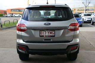 2018 Ford Everest UA II 2019.00MY Ambiente 4WD Silver 6 Speed Sports Automatic Wagon