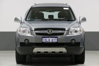 2010 Holden Captiva CG MY10 LX (4x4) Grey 5 Speed Automatic Wagon.