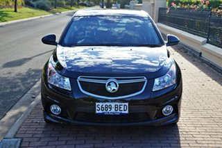 2014 Holden Cruze JH Series II MY14 SRi Black 6 Speed Sports Automatic Hatchback