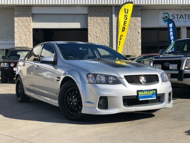 Used Holden Commodore VE II SV6, 2011 Holden Commodore VE II SV6 Silver 6 Speed Manual Sedan