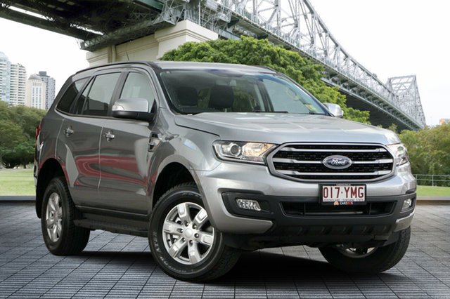 Used Ford Everest UA II 2019.00MY Ambiente 4WD, 2018 Ford Everest UA II 2019.00MY Ambiente 4WD Silver 6 Speed Sports Automatic Wagon