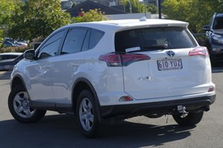 2015 Toyota RAV4 ZSA42R GX 2WD Diamond White 7 Speed Constant Variable Wagon.