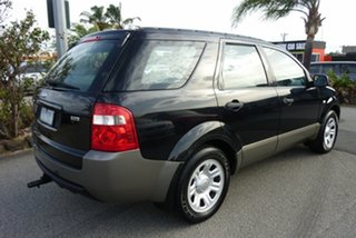 2007 Ford Territory SY TS Black 4 Speed Sports Automatic Wagon