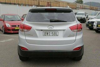 2011 Hyundai ix35 LM MY11 Highlander AWD Silver 6 Speed Sports Automatic Wagon