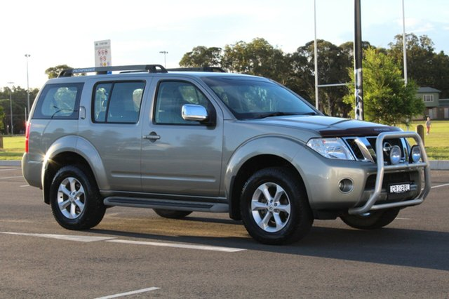 Used Nissan Pathfinder  ST-L, 2011 Nissan Pathfinder ST-L Gold Sand Storm Sports Automatic Wagon