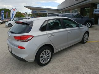 2019 Hyundai i30 PD MY19 Go Platinum Silver 6 Speed Sports Automatic Hatchback.