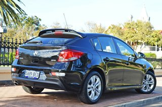 2014 Holden Cruze JH Series II MY14 SRi Black 6 Speed Sports Automatic Hatchback.