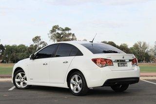 2012 Holden Cruze JH Series II MY12 SRi-V White 6 Speed Sports Automatic Sedan