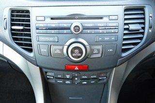 2009 Honda Accord Euro CU Luxury Dark Grey 5 Speed Automatic Sedan