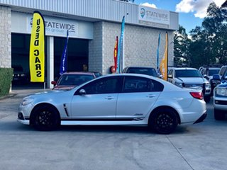 2014 Holden Commodore VF MY14 SS Silver 6 Speed Sports Automatic Sedan