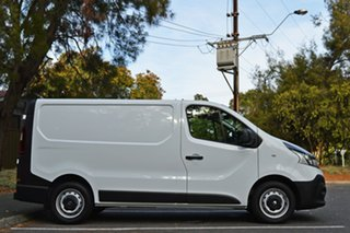 2017 Renault Trafic X82 66KW Low Roof SWB White 6 Speed Manual Van.