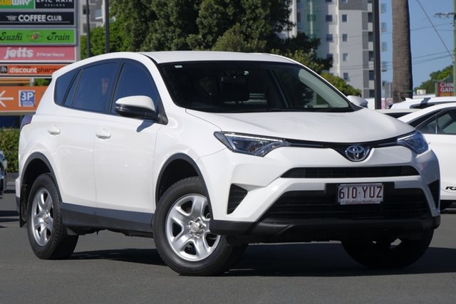 Used Toyota RAV4 ZSA42R GX 2WD, 2015 Toyota RAV4 ZSA42R GX 2WD Diamond White 7 Speed Constant Variable Wagon