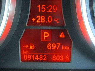 2009 BMW X5 E70 MY10 xDrive30d Steptronic Grey 6 Speed Sports Automatic Wagon