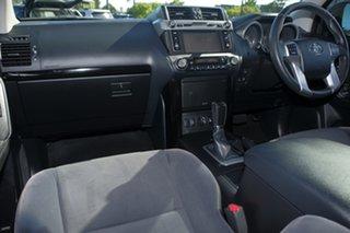 2014 Toyota Landcruiser Prado KDJ150R MY14 GXL Graphite Grey 5 Speed Sports Automatic Wagon