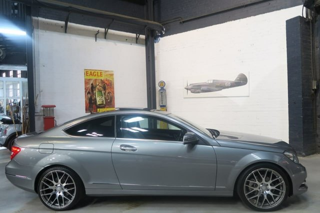 Used Mercedes-Benz C250 C204 MY13 7G-Tronic +, 2013 Mercedes-Benz C250 C204 MY13 7G-Tronic + Grey 7 Speed Sports Automatic Coupe