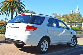 2013 Ford Territory SZ TX Seq Sport Shift AWD White 6 Speed Sports Automatic Wagon.