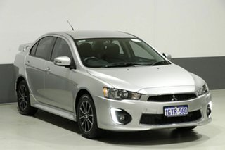 2016 Mitsubishi Lancer CF ES Sport Silver 6 Speed CVT Auto Sequential Sedan