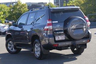 2014 Toyota Landcruiser Prado KDJ150R MY14 GXL Graphite Grey 5 Speed Sports Automatic Wagon.