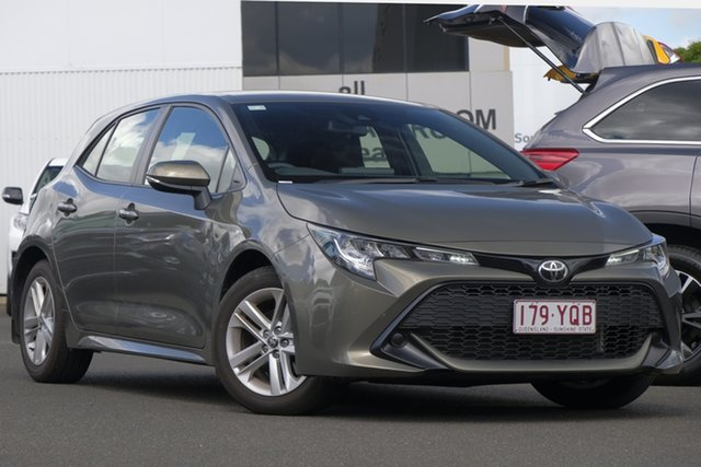 Demo Toyota Corolla Mzea12R Ascent Sport, 2018 Toyota Corolla Mzea12R Ascent Sport Oxide Bronze 10 Speed Constant Variable Hatchback