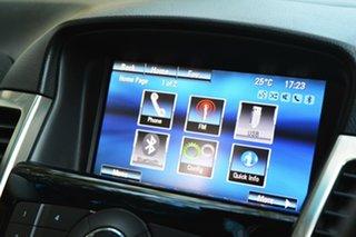 2014 Holden Cruze JH Series II MY14 SRi Black 6 Speed Sports Automatic Hatchback