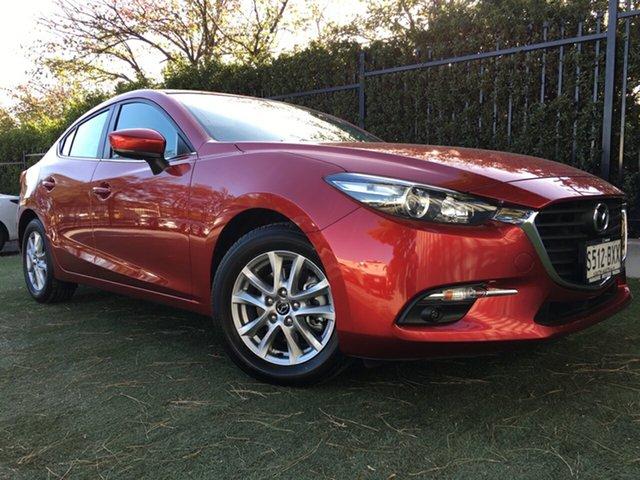 Used Mazda 3 BN5278 Touring SKYACTIV-Drive, 2018 Mazda 3 BN5278 Touring SKYACTIV-Drive 6 Speed Sports Automatic Sedan
