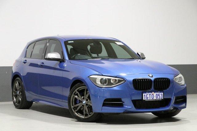 Used BMW M135i F20 , 2012 BMW M135i F20 Blue 8 Speed Automatic Hatchback