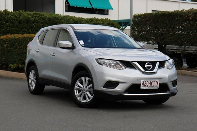 Used Nissan X-Trail T32 ST X-tronic 2WD, 2015 Nissan X-Trail T32 ST X-tronic 2WD Silver 7 Speed Constant Variable Wagon