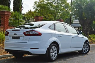 2014 Ford Mondeo MC LX White 6 Speed Sports Automatic Hatchback