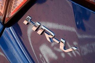 2018 Honda HR-V MY17 VTi-L Morpho Blue 1 Speed Constant Variable Hatchback