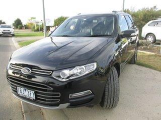 2014 Ford Territory SZ Titanium Seq Sport Shift AWD Black 6 Speed Sports Automatic Wagon.