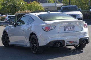 2015 Toyota 86 ZN6 Blackline Edition Pearl White 6 Speed Sports Automatic Coupe.