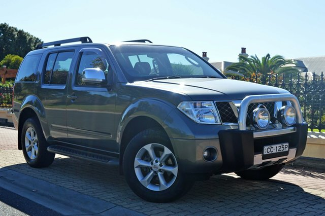 Used Nissan Pathfinder R51 MY08 ST-L, 2008 Nissan Pathfinder R51 MY08 ST-L Grey 5 Speed Sports Automatic Wagon