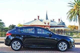 2014 Holden Cruze JH Series II MY14 SRi Black 6 Speed Sports Automatic Hatchback.