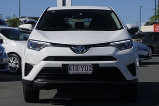 2015 Toyota RAV4 ZSA42R GX 2WD Diamond White 7 Speed Constant Variable Wagon