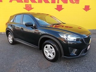 2014 Mazda CX-5 KE1072 Maxx Black 6 Speed Manual Wagon.