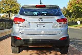 2013 Hyundai ix35 LM2 Active Silver 6 Speed Sports Automatic Wagon