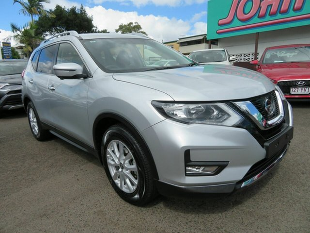 Used Nissan X-Trail T32 Series II ST-L X-tronic 4WD, 2017 Nissan X-Trail T32 Series II ST-L X-tronic 4WD Silver 7 Speed Constant Variable Wagon
