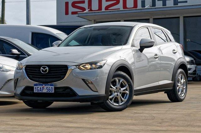 Used Mazda CX-3 DK2W76 Maxx SKYACTIV-MT, 2016 Mazda CX-3 DK2W76 Maxx SKYACTIV-MT Grey 6 Speed Manual Wagon