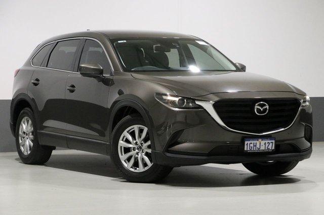 Used Mazda CX-9 MY16 Sport (FWD), 2017 Mazda CX-9 MY16 Sport (FWD) Grey 6 Speed Automatic Wagon
