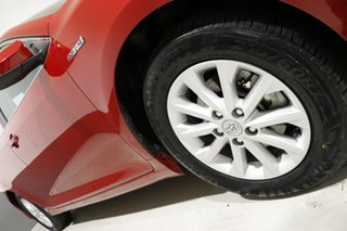 2014 Toyota Camry AVV50R Hybrid H Red Continuous Variable Sedan