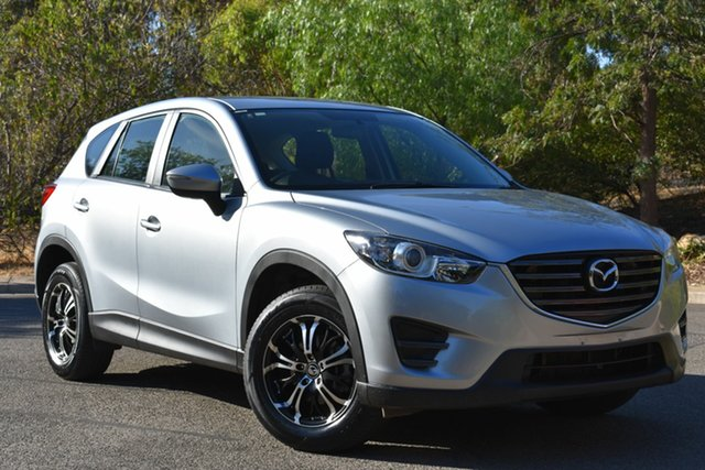 Used Mazda CX-5 KE1072 Maxx, 2015 Mazda CX-5 KE1072 Maxx Silver 6 Speed Manual Wagon