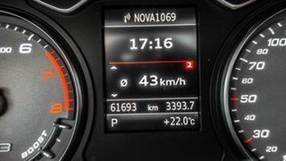 2014 Audi S3 8V MY15 2.0 TFSI Quattro Black 6 Speed Direct Shift Cabriolet